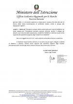 Leggi tutto: CORONAVIRUS-Nota USR Marche-misure di contenimento e gestione dell'emergenza
