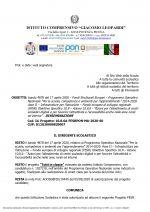 Leggi tutto: TUTTI IN CLASSE-disseminazione PON/FESR