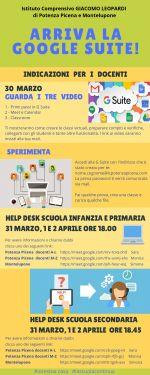 Leggi tutto: Formazione digitale-Gsuite for education